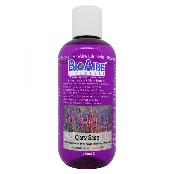 water based clary sage essential oil