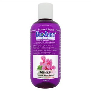 water based geranium essential oil