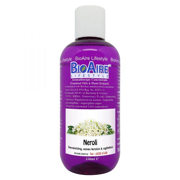 water based neroli essential oil