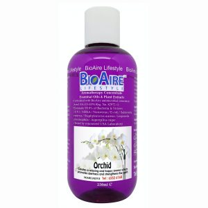 water based orchid essential oil
