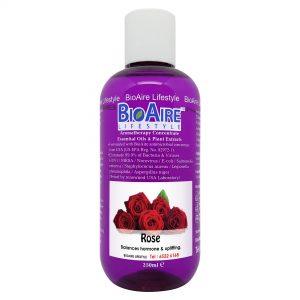 water based rose essential oil